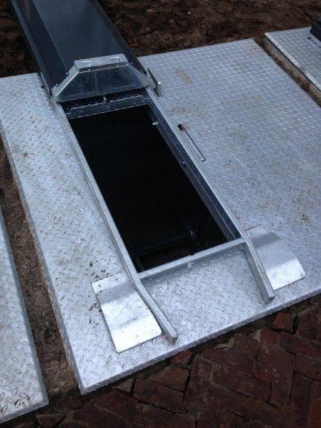 Unterflurcontainer-System